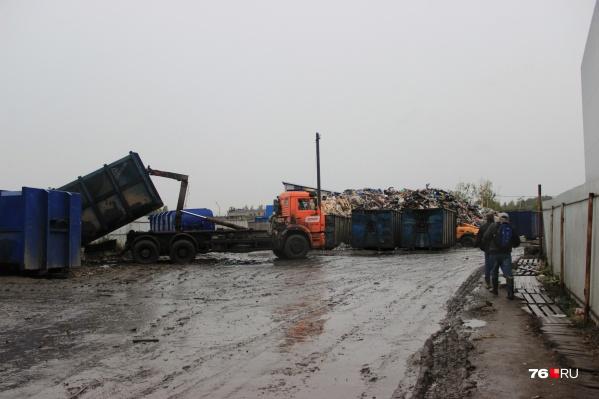 Вопрос о ввозе в Ярославскую область мусора будут решать, не учитывая мнение жителей