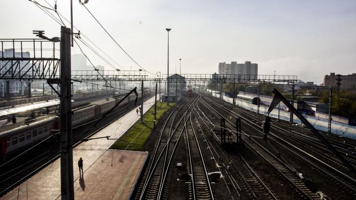 Поезд до Новосибирска задержится из-за взрывов боеприпасов под Ачинском