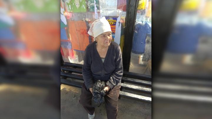 В Перми срочно собирают волонтеров для поисков пожилой женщины, страдающей потерей памяти