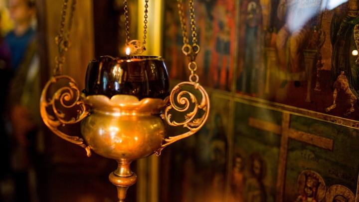 В Переславле обокравший храм вор, убегая, растерял всё награбленное золото и серебро