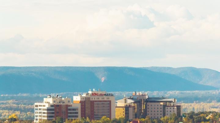 В Самарской области ожидается усиление ветра