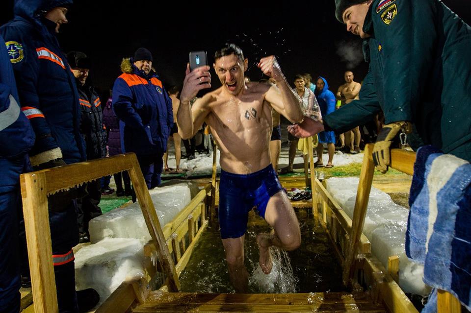 Место действия: Новосибирск. Главное — запилить селфи!