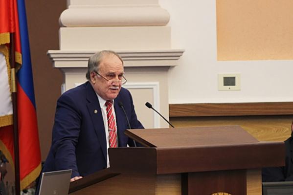 Анатолий Мотыга работал в системе городской власти c 2000-х годов