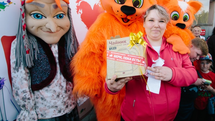 Шок-цены на товары для дома: в Перми открывается новый магазин «Галамарт»