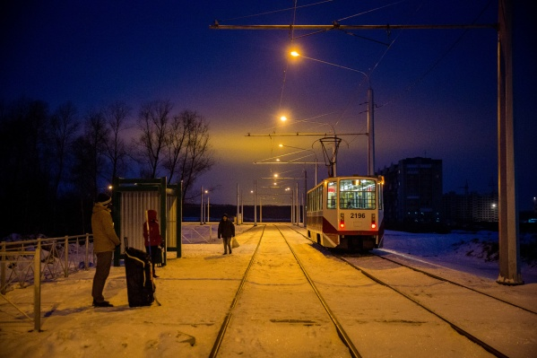 50 миллионов потратят на ремонт и освещение трамвайных и троллейбусных линий