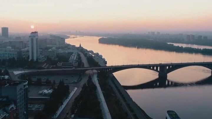Видеограф из Австралии снял завораживающий ролик о своем путешествии в Красноярске