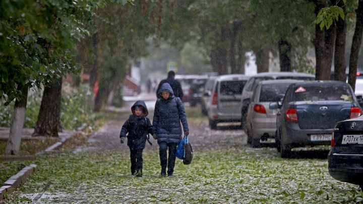 Сильный ветер и снегопад: в Башкирии ухудшатся погодные условия