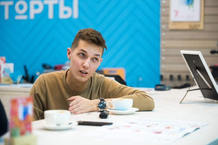 Откровенный канал в Telegram Александр Меркушев завёл год назад