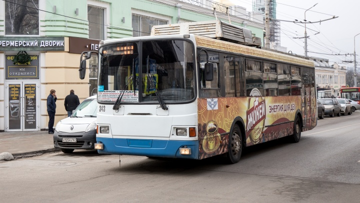 Троллейбусы из Москвы появятся в Ростове в феврале 2020 года