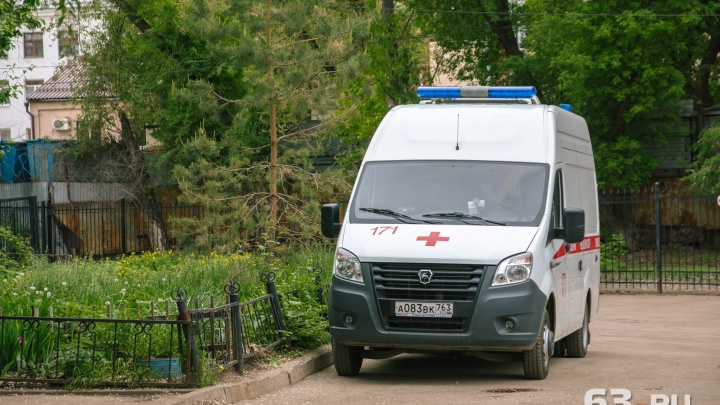 В Тольятти 5-летняя девочка упала с высоты 20-го этажа и погибла