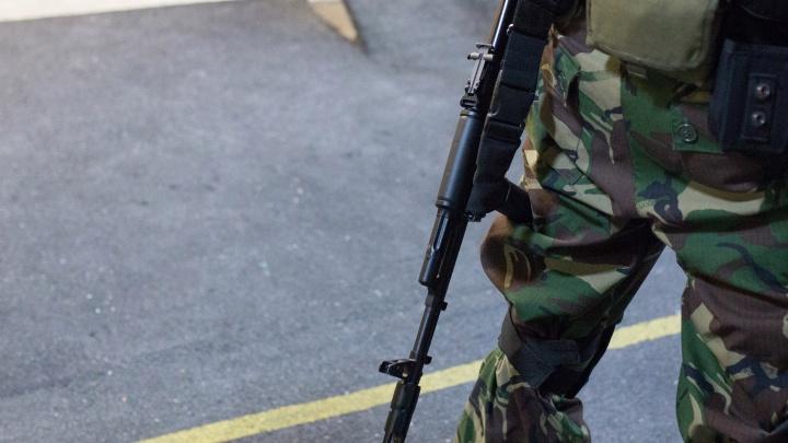 В Ярославле готовят учебный теракт в суде