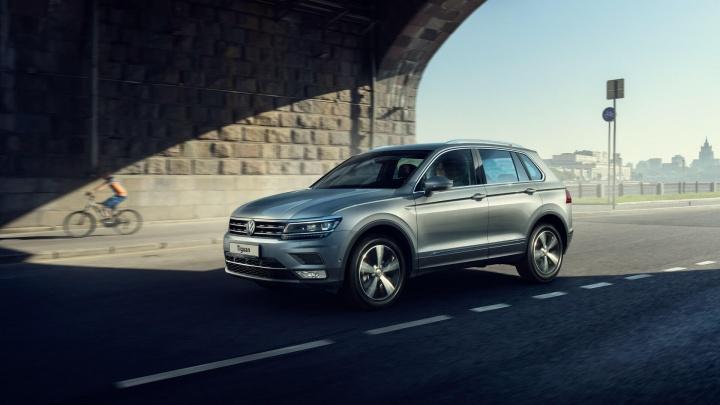 Volkswagen Tiguan: все фишки зимней эксплуатации