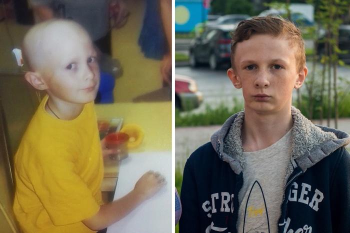 Егору Жихареву диагностировали саркому десять лет назад. Сейчас рак побеждён