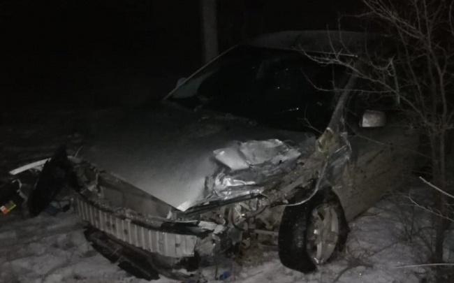 Уснул за рулём: под Волгоградом в аварии на встречке пострадали мать с пятилетней дочкой