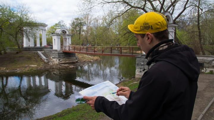 Нормальная уральская весна: ввыходные в Екатеринбурге будет тепло и немного дождливо