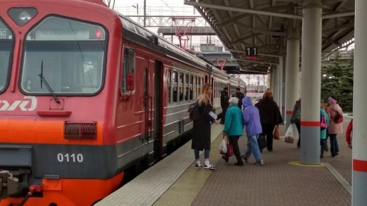 Популярны у школьников: турпоезда из Челябинска до Миасса и Златоуста будут ходить до конца осени