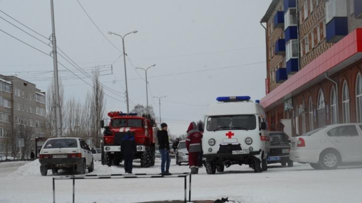 Возле башкирской гимназии обнаружили «бомбу»