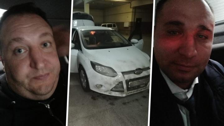 Сибиряк притворился жертвой ДТП, чтобы выманить деньги у доверчивого водителя
