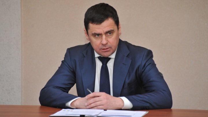 «Он справится»: губернатор поставил новоиспечённому мэру Ярославля главную задачу