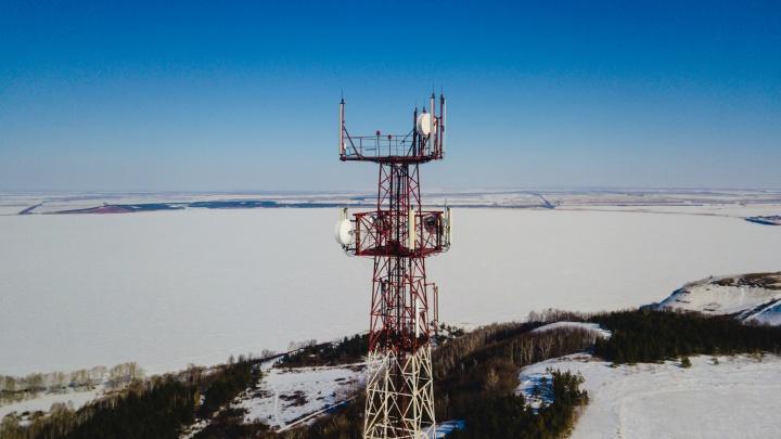 «МегаФон» обошел конкурентов по числу базовых станций в России