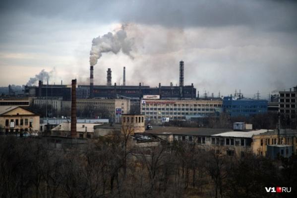 Экология Волгограда получила «неуд» от экспертов