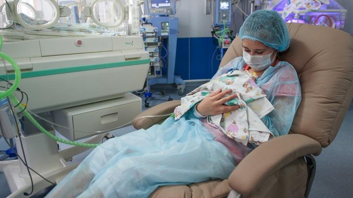 В Башкирии индекс промышленного производства растёт, а рождаемость падает