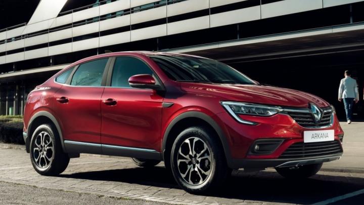 Renault Arkana: французы показали первый «бюджетный» кроссовер-купе