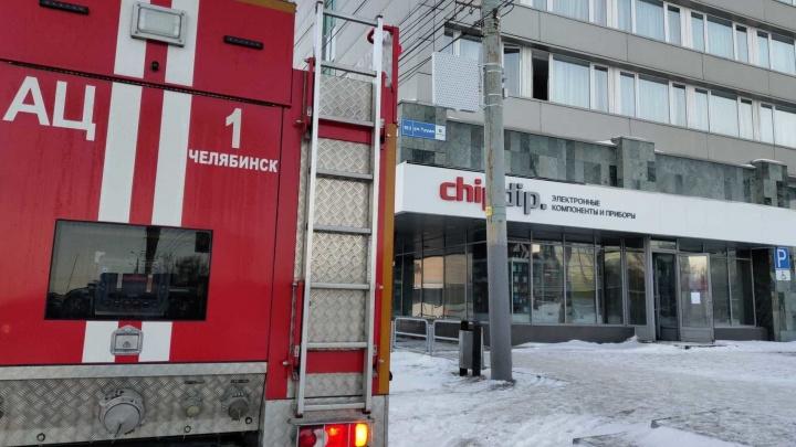 Из челябинского отеля из-за пожара эвакуировались больше 70 участников олимпиады по математике