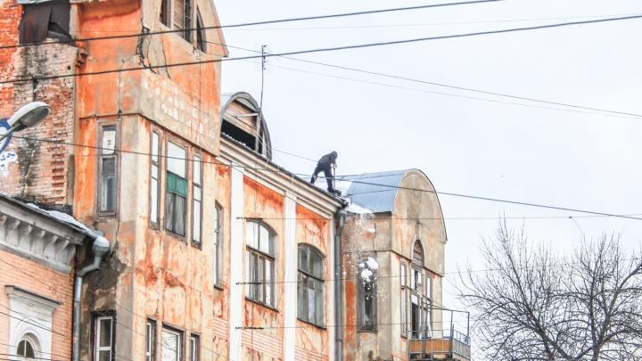 «Нагло врут!»: управляющие компании Самары получили нагоняй за качество уборки снега
