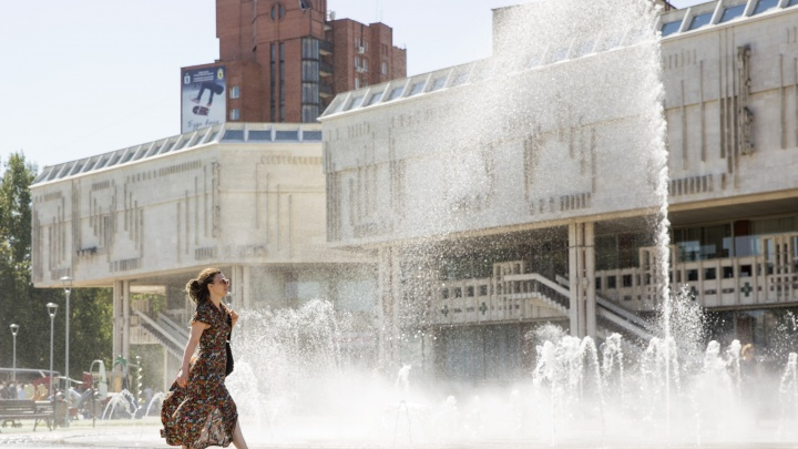 Сломался: фонтан на площади Юности в Ярославле не включат 1 Мая