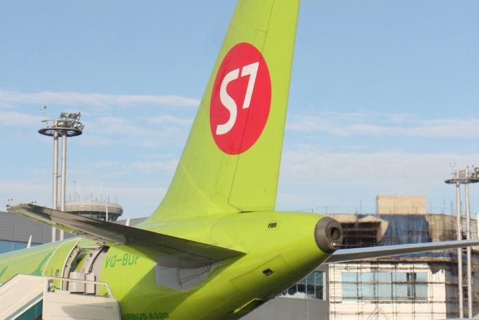 После дозаправки рейс снова вылетит в Новосибирск