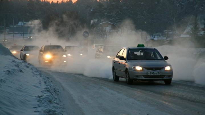 Морозы идут: спасатели предупредили новосибирцев о надвигающейся непогоде