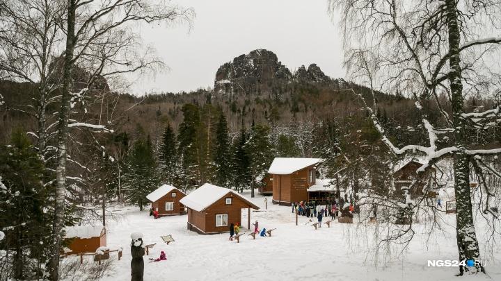Подписан указ об официальном переводе «Столбов» в национальный парк