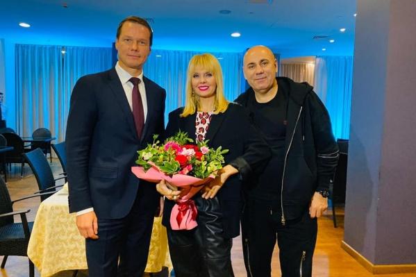 Валерия приехала в Ярославль с благотворительным концертом
