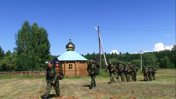 Староверы в Ергаках учили китайских военных выживать в Сибири