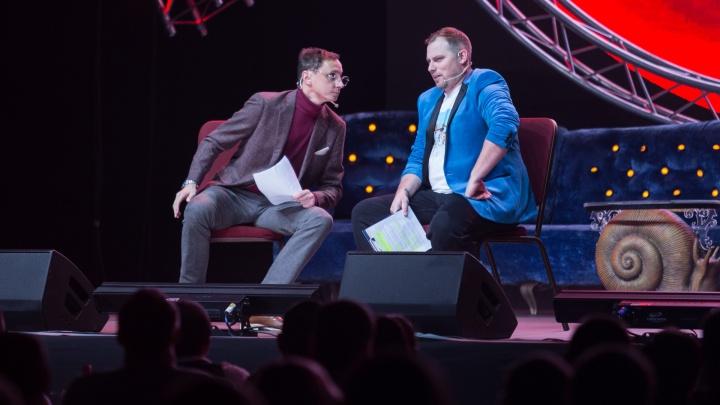 «Было весело, но хотелось надеть валенки»: Comedy Club отметил юбилей в Челябинске