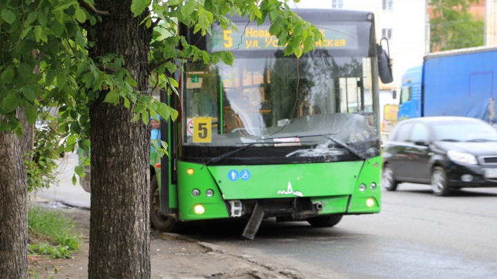 Осенью Архангельск получит новые автобусы на маршрут №5