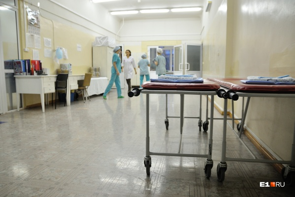 В ноябре в городской больнице от туберкулеза умерла девочка, ей был всего один год и два месяца