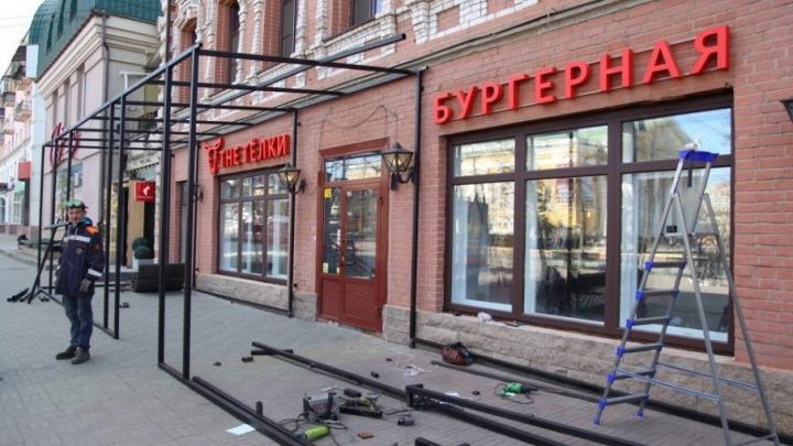 Челябинский краевед пожаловался на пристрой к историческому зданию на Кировке