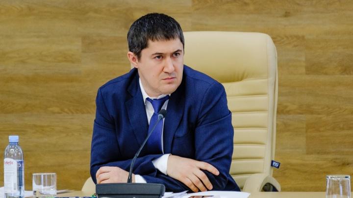 Врио губернатора Прикамья Дмитрий Махонин сравнил соцработников с советскими почтальонами