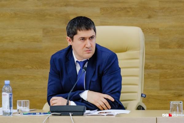 Дмитрий Махонин высказался о социальной поддержке семей с детьми