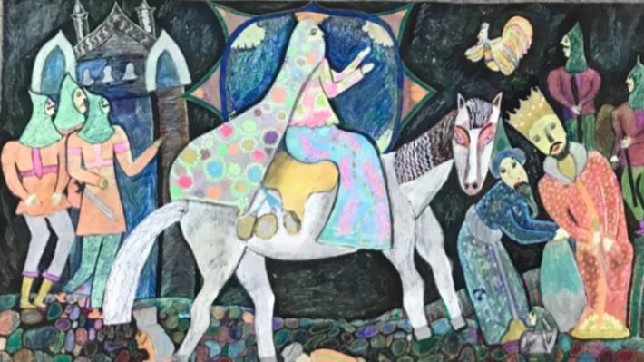 Пушкин объединяет: в Волгограде откроется выставка картин детей России, Китая и Казахстана