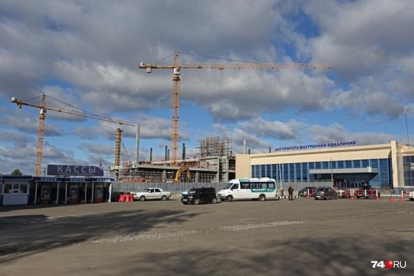 Аэропорт поторопили со сроками реконструкции, чтобы он был готов к приёму гостей саммитов-2020