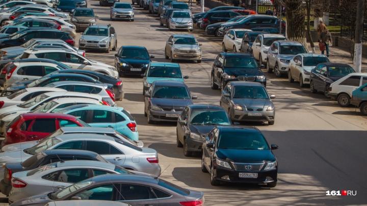 Минтранс Ростовской области потратит 60 миллионов рублей на аренду автомобилей с водителями