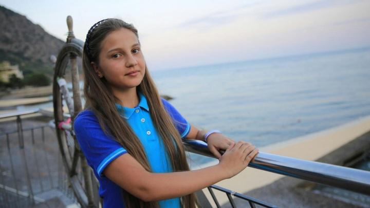 «Я мечтаю увидеть море»: 13-летняя омичка написала письмо и выиграла путёвку в лагерь «Артек»