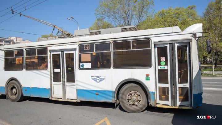 Троллейбус №10 снова будет ходить по ростовским улицам