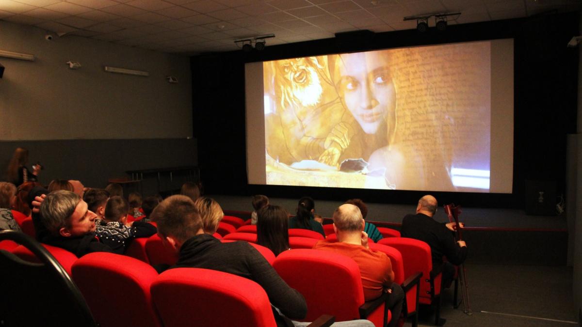 Премьера второй части мистического фильма «Время Иниго Морено» прошла в кинотеатре «Синема»