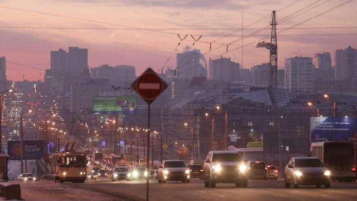 «Кашель не прекращается»: утро четверга встретило челябинцев едким смогом