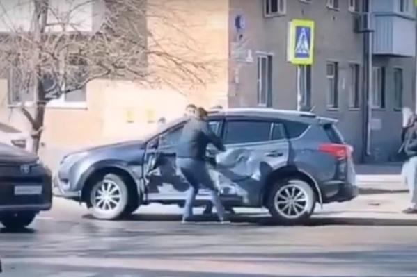 Травмы получил только водитель иномарки