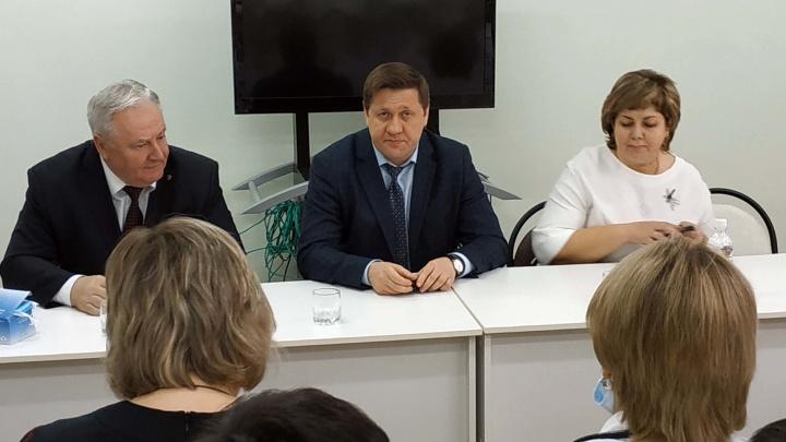 Сызранскую районную больницу возглавил экс-директор резиденции Путина